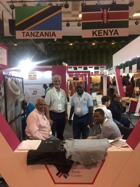 Sita Promotes East African Leather At The India International Leather Fair Voices Of Sita